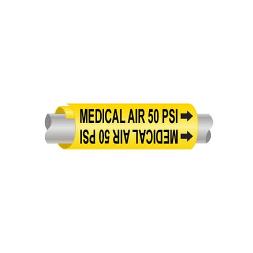MEDICAL AIR 50 PSI