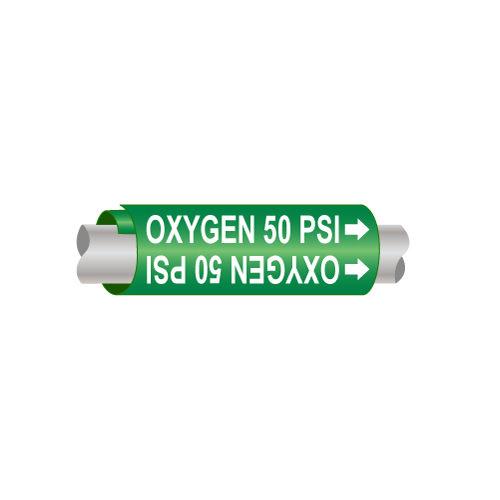 OXYGEN 50 PSI