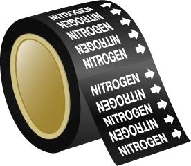 Seton Pipe Marker Nitrogen