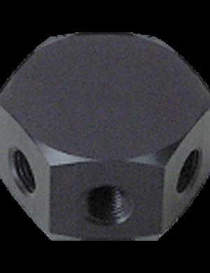 Hex-Quad Block