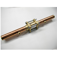 Powerex PX-CV-400EXT, Check Valves with brazed extensions , two purge ports and replaceable check valve