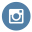 Instagram footer icon