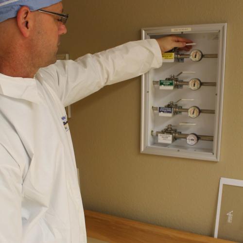 Medical Gas Annual Testing