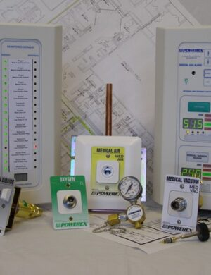 Powerex Medical Gas Equipment