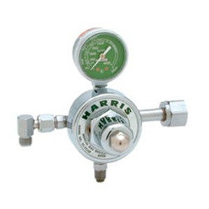 Harris Industrial 3500627,REG,25-2C T50P-320 MED CO2, Large Preset Regulator