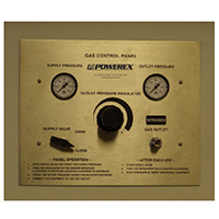 Gas Control Panels