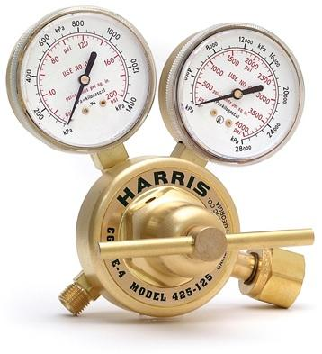 Harris Industrial 3000784, REG, 425-50A-350, Model 425, Single Stage Regulator