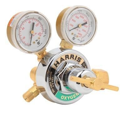Harris Industrial 3300916, REG, 2561-125C-540, Model 2561, Economical Two Stage Regulator
