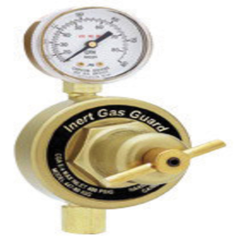 Harris Industrial 4000546, REG, 447-80-IGG-1/4, Model 447 IGG, Inert Gas Ground Pipeline Flowgauge R