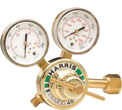 Harris Industrial 3001783, REG, 45-15-300, Model 45, Heavy Duty Single Stage Regulator