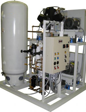 Reciprocating Air Compressor Systems