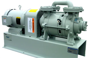 Liquid Ring Pump/Motor Assemblies