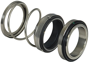 Mechanical Seals for Liquid Ring Vacuum Pumps