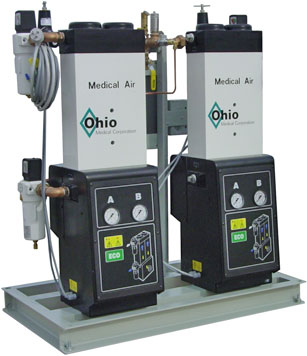 Ohio Medical Air Treatment Modules 233510