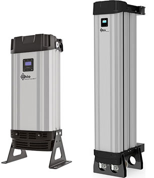 Ohio Medical Desiccant Dryers 233625-ES