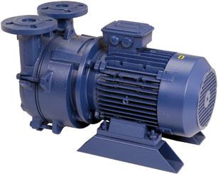 Ohio Medical Liquid Ring Vacuum Pump SM55A 263302