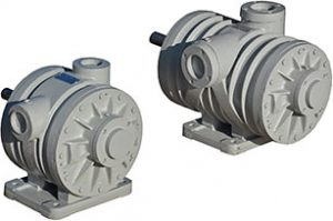 Ohio Medical Rotary Vane Vacuum Pumps SC-6 SC-6X
