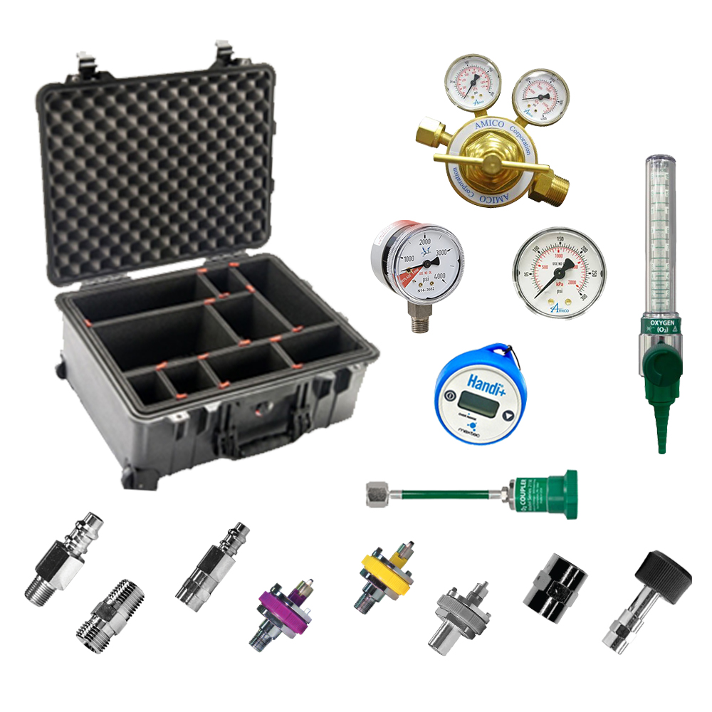 Medical Gas Installer Kit