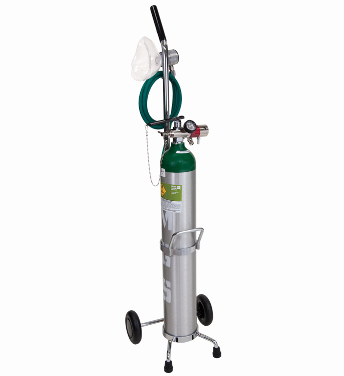 Emergency Oxygen Equipment