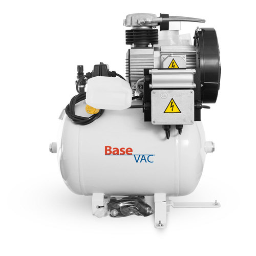 Basevac Standard Oil-less Dental Air Compressor 111534 2900109