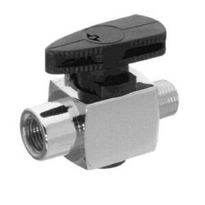 Bay Corporation 1/4″ NPT Male Inlet, 1/4″ Female Outlet, 7304