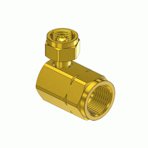 Superior A-780, CGA-200 to CGA-510 Cylinder to Regulator Adaptor