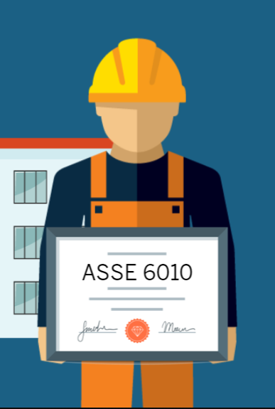 ASSE 6010 Medical Gas Installer Certification Thumb 1