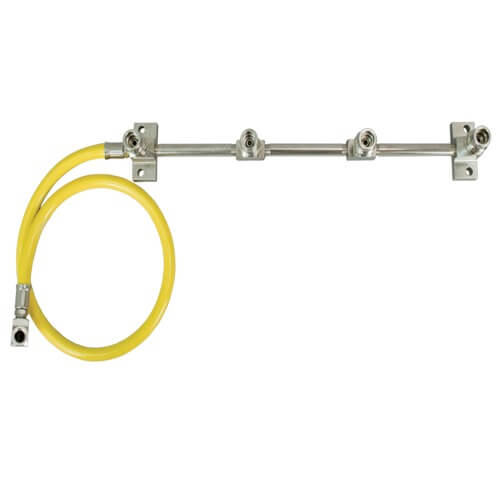 Extension Manifold-4 Outlet