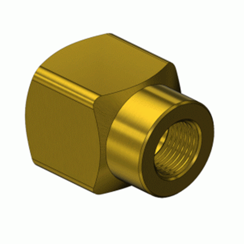 Superior GMF-3012, Brass Manifold Pipe Elbow