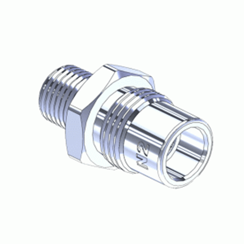 Superior MA-662DV, Nitrogen Demand Flow Valve