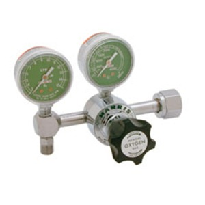Harris Industrial 3500619,REG,301-OX15L-540, Oxygen, Small Metering Regulator